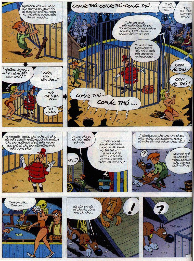 Lucky Luke Chap 71 - Trang 30