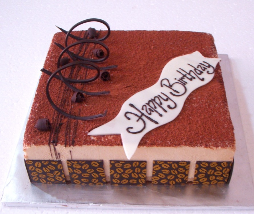 Bearylicious Cakes: Tiramisu on