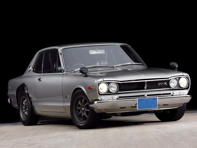 Nissan Skyline 2000GT-R Japan Muscle Car Pictures ~ LUXURY CARS ...