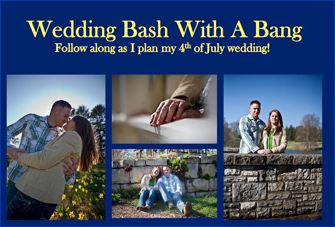 Wedding Bash with a Bang