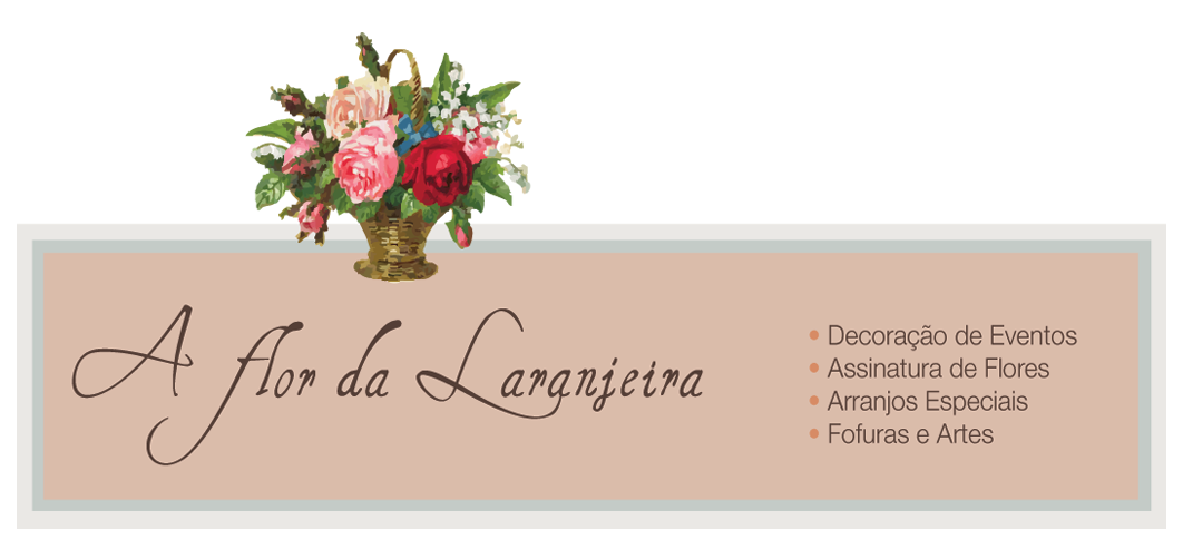 A Flor da Laranjeira