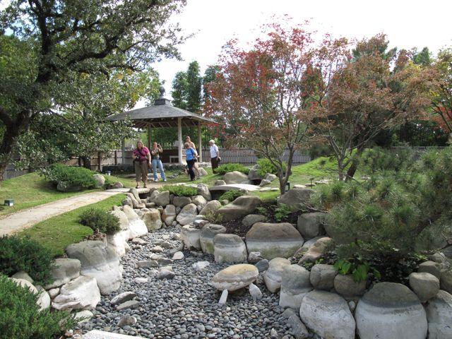 Rock Rose Garden Bloggers 39 Visit To San Antonio Botanical Gardens