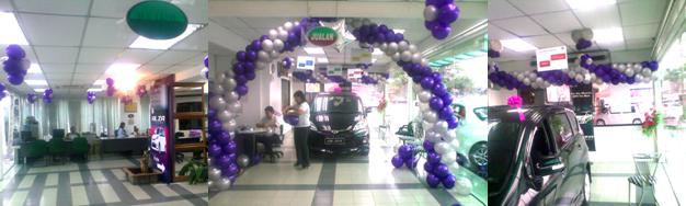 Launching ALZA ADVANCED VERSION PERODUA SHOWROOM JALAN K.KANGSAR IPOH