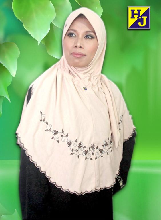 Model Syal Bordir Dewasa