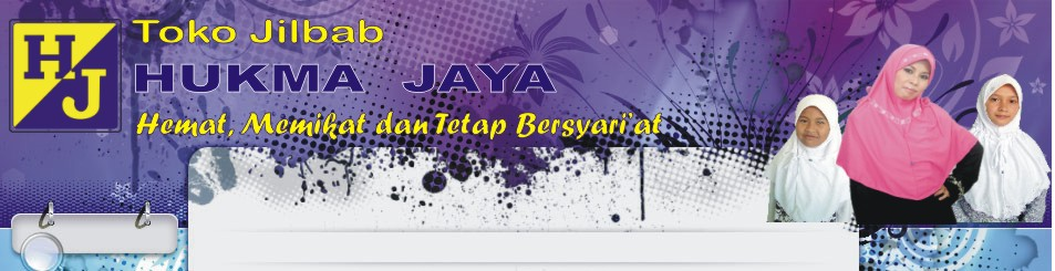 Toko Jilbab Hukma Jaya