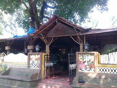 Martins Corner - Restaurant, Betalbatim Goa