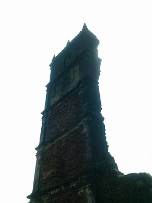 St. Augustine Tower