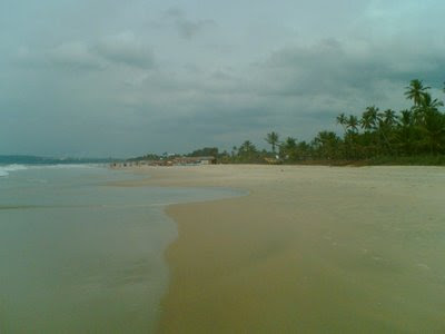 Majorda Beach Goa