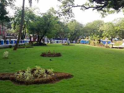 Panjim Municipal Garden