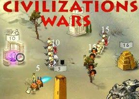 Juego de Estrategia Civilizations Wars