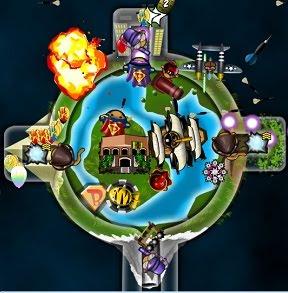 juego de estrategia Bloons Tower Defense 4