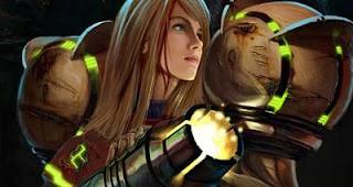 Samus Aran (Metroid)
