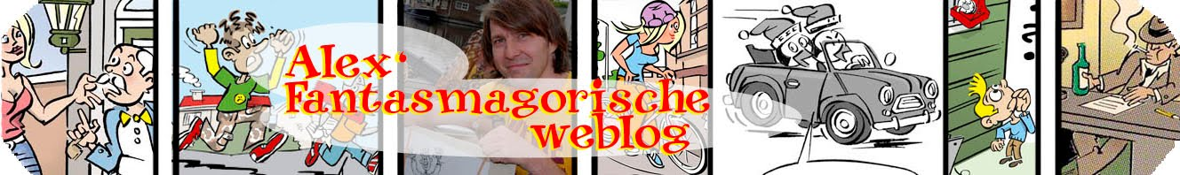 Alex' fantasmagorische weblog