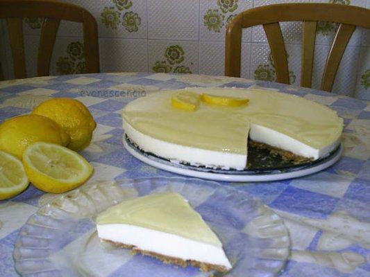 trozo de tarta de queso