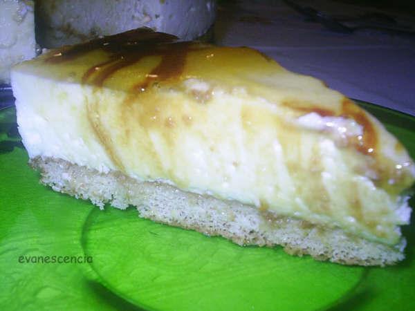 racion tarta mousse de limon