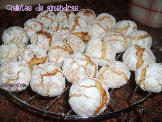 galletas recien hechas