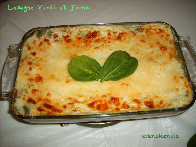 Lasagne of Emilia Romagna