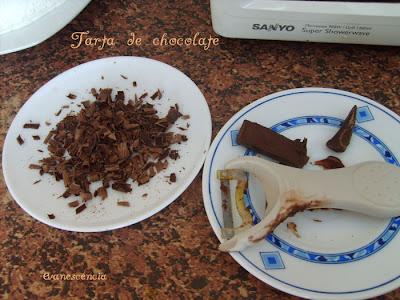 rallar chocolate