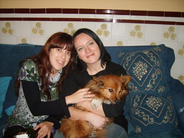 mi hermana, Naviki y yo