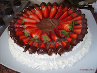 tarta decorandose