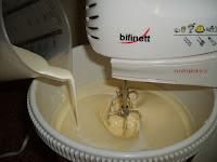añadir nata