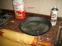 preparar molde