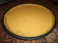 masa frangipane antes hornear
