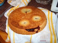 desmoldar tarta