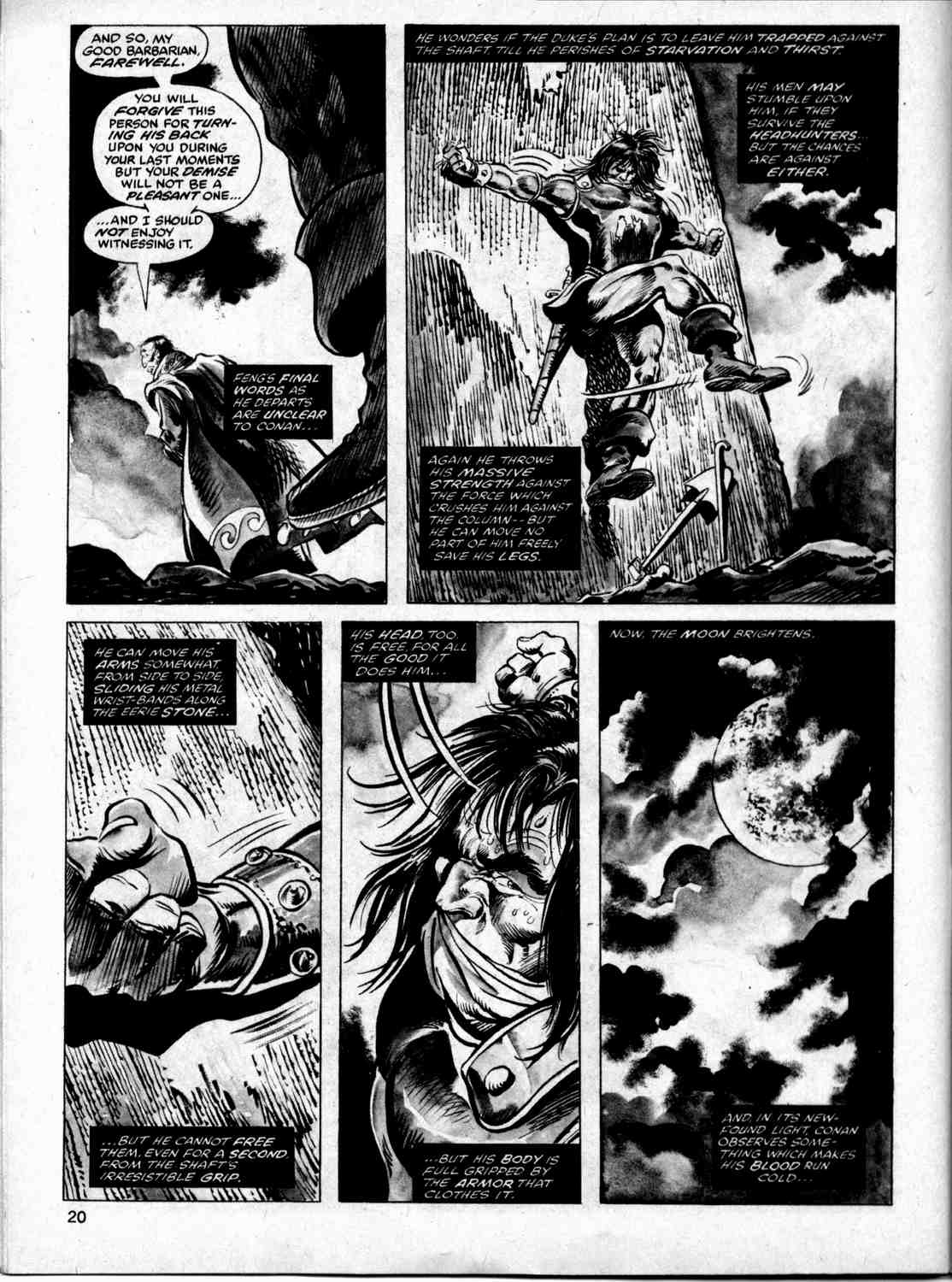 The Savage Sword Of Conan Issue #33 #34 - English 19