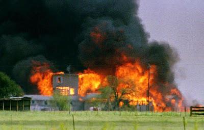 The 1993 Waco Siege.