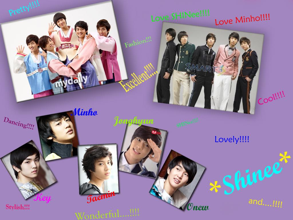 Shinee - shawol