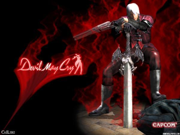 devil wallpaper. Free Wallpapers DEVIL MAY CRY