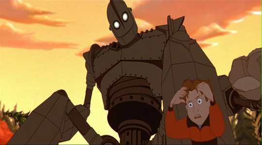 the iron giant wallpapers wallpaperholic