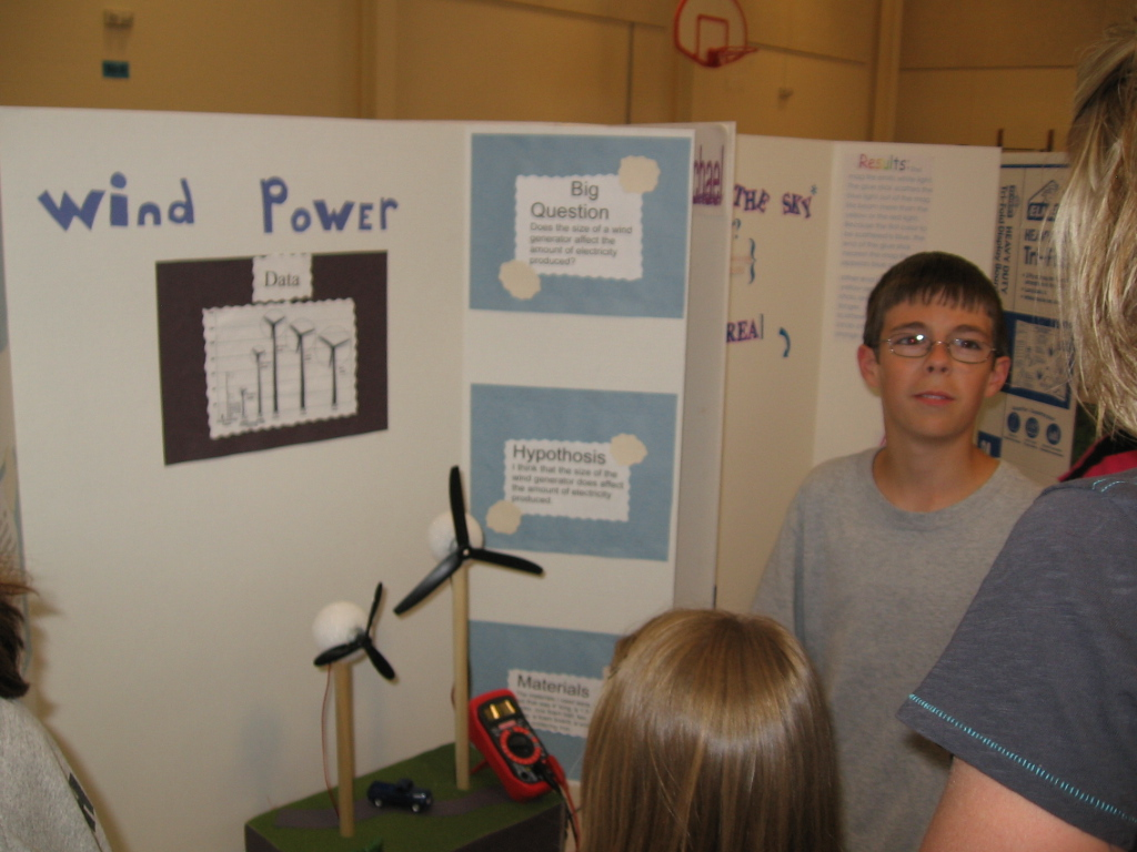cool science fair projects for 6th graders
