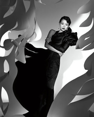 Ziyi Zhang In Vanity Fair