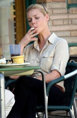 Gibb smoking cynthia modern girls