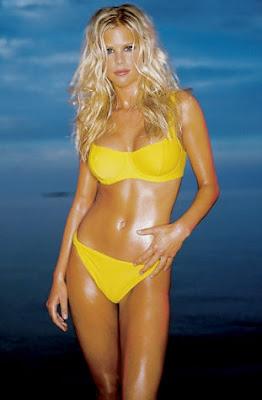 Sahel kazemi bikini photo