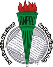 Página web de la Asociación Nacional de Periodistas A.C.