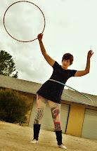 Hula Hoop Girl Halloween Costume Ideas