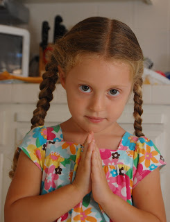 Wordless Wednesday   Good Little Jewish Girl