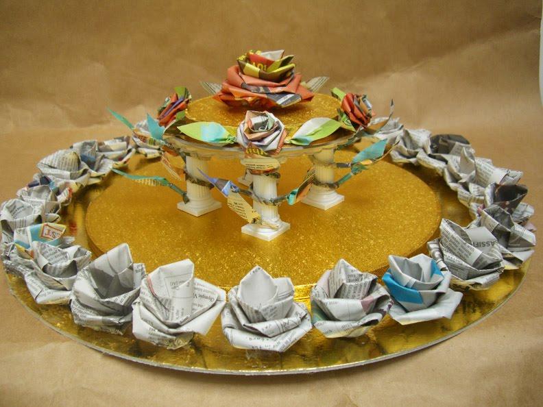 Rachel Bailey Cake Artist : XENOBIA BAILEY S ARTIST WORK JOURNAL: FUNKY-CHIC ECO ...