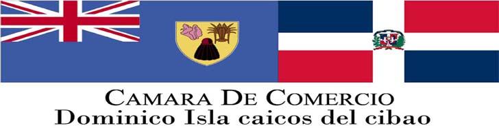 CAMARA DE COMERCIO DOMINICO  GRAN TURKS  DEL CIBAO