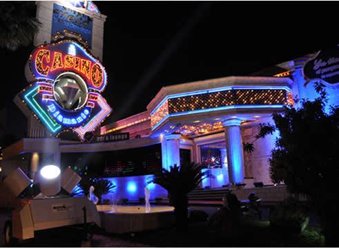 Casino diamante melia santo domingo