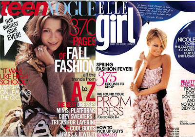 teen fashion magazines