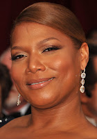 Queen Latifah Closeup at 2009 Academy Awards