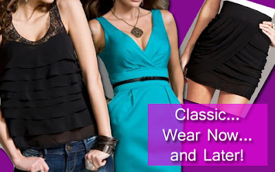 Classic and Stylish Clothing from EXPRESS