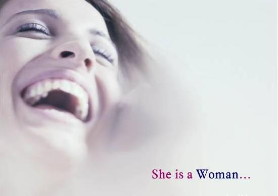 She Is A Woman Must See