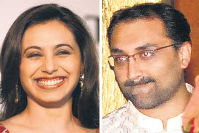 BOLLYWOOD HOT ACTRESSES TOP MOST RUMOURS RANI MUKHERJEE ADITYA CHOPRA MARRIAGE