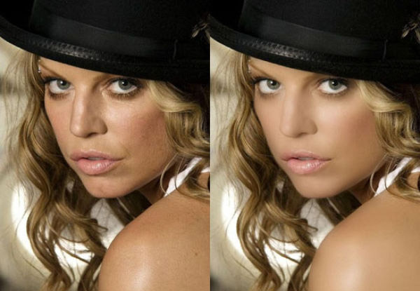 hot celebrities pics fergie sexy pics photoshopped photos wallpapers hot hollywood celebrities