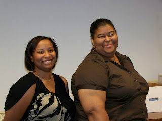Photo of Ms. Alexis Taylor and Ms. Ashley Lambert